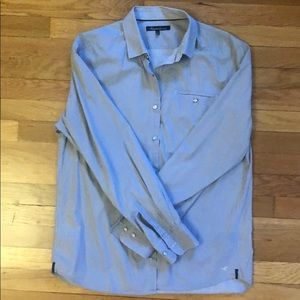 Kenneth Cole stylish button-down shirt